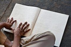 Leia Braille Imagem de Stock
