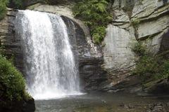 Mächtiger Wasserfall Stockfotografie