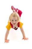 Mädchenübungen Stockfotos