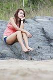 Mädchen Lizenzfreie Stockfotos