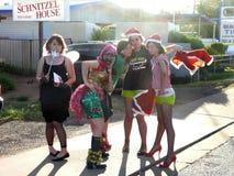 Mädchen in Australien. Stockfotografie