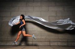 Mädchen in Bewegung 27 Lizenzfreie Stockfotos