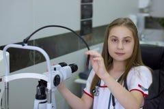 Mädchen - Doktor Stockfotografie