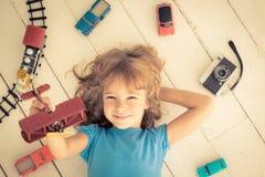 Mädchen-Energie Stockbilder