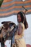 Mädchen-Inder Stockfoto