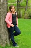 Mädchen-Portrait Lizenzfreie Stockfotografie