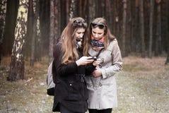 Mädchen Selfie Lizenzfreie Stockfotografie