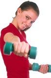Mädchen, Sport Lizenzfreies Stockbild