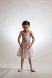 Mädchenballett-Asien-Art Stockfotografie