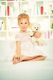 Mädchenkind Stockfotos
