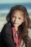 Mädchenporträt Stockfoto
