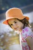 Mädchenportrait Lizenzfreie Stockbilder