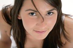 Mädchenportrait Stockfotos