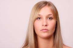Mädchenportrait Lizenzfreie Stockfotografie