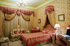 Mädchenschlafzimmer Lizenzfreies Stockbild