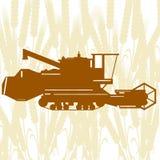 Mähdrescher Harvester-2 Stockbilder