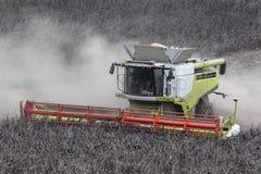 Mähdrescher - Landwirtschaft Lizenzfreie Stockfotografie