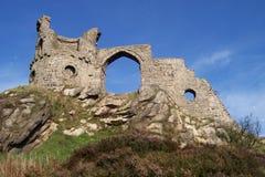 Mähen Sie Spindel-Schloss Stockfoto
