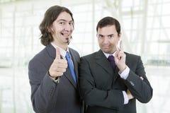 män för affär för bakgrund 3d vita isolerade bild Arkivfoton
