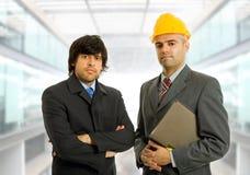 män för affär för bakgrund 3d vita isolerade bild Arkivfoto