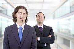 män för affär för bakgrund 3d vita isolerade bild Arkivbild
