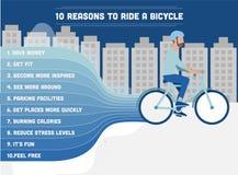 Männer, die ein Fahrrad reiten Stockfotos