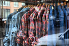 Männer ` s Kleidung Lizenzfreie Stockbilder