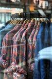 Männer ` s Kleidung Stockfotografie