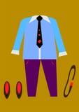 Männer ` s Kleidungsart Lizenzfreies Stockfoto
