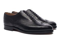 Männer ` s Schuhe Lizenzfreie Stockfotos