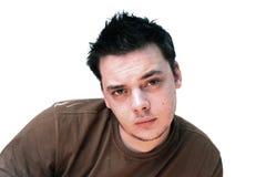 Männliche Portrait-Serie 1 stockfoto