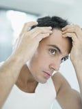 Männliche Schönheit Lizenzfreie Stockbilder