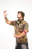 Männlicher Hip-Hop-Tänzer Lizenzfreie Stockfotos