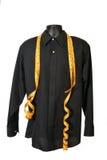 Mäns klänningskjorta på skyltdocka Royaltyfri Foto