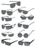 Mäns solglasögon Royaltyfria Bilder