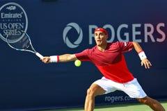 Mäns yrkesmässiga tennis Royaltyfri Foto