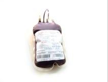 Mänsklig blod Arkivbilder