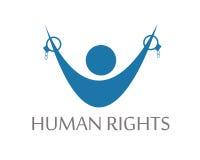 Mänsklig rättighet 3 Arkivfoto