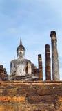 Mänsklig totempålebild av arkitektonisk dagsljuslokalLa Royaltyfria Bilder