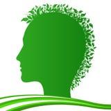 mänskliga växter vektor illustrationer