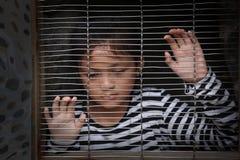 Mänskligt människohandelbegrepp Royaltyfri Foto