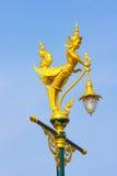 mänskligt mytiskt för fågelkvinnlighuvud Royaltyfria Bilder