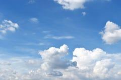 Märchen ` s Wolke stockbild