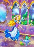 Märchenschönheit Stockfotos