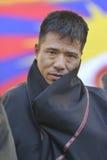 10. März Aufstiegs-Tag 2017 in Tibet, Bern switzerland Stockbild