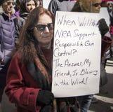 März für unsere Leben, New York Lizenzfreie Stockfotos