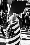 März für unsere Leben Seattle Lizenzfreie Stockfotografie