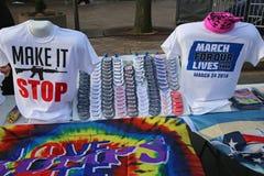 März für unseren Leben-Protest 35, Washington, D C Stockbild