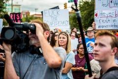 März gegen Racsim Tucson Stockbild