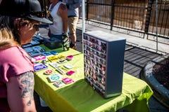 März gegen Racsim Tucson Stockfotografie
